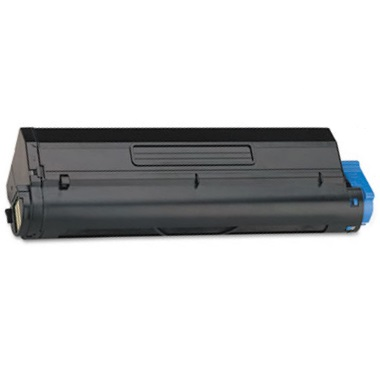 OKI 44574701: Okidata Compatible Toner Cartridge, Black