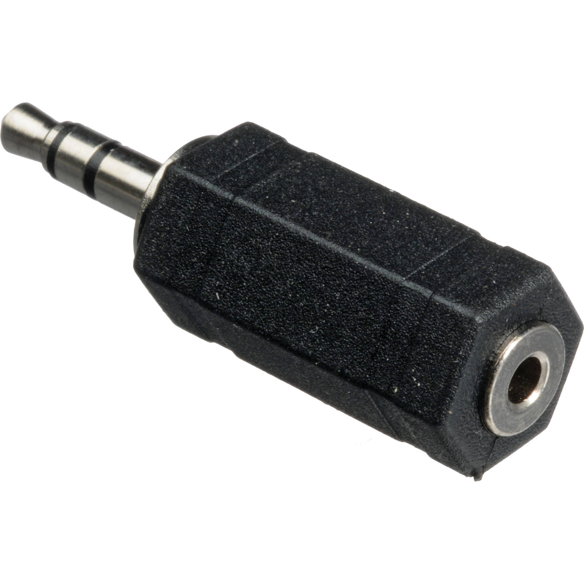 A-3525MF2: 3.5mm Stereo male to 2.5mm Stereo female adapter