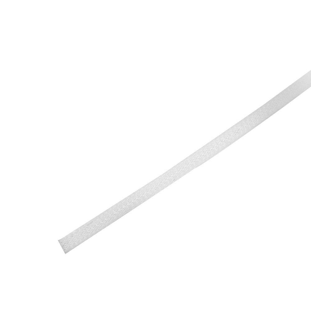 BS-PT038-500WH: 500ft 3/8 inch Sleeving White