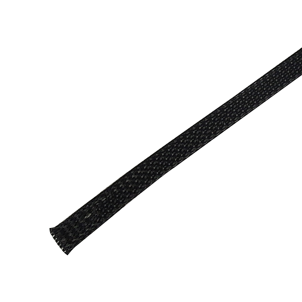 BS-PT063-500BK: 500ft 5/8 inch Sleeving Black