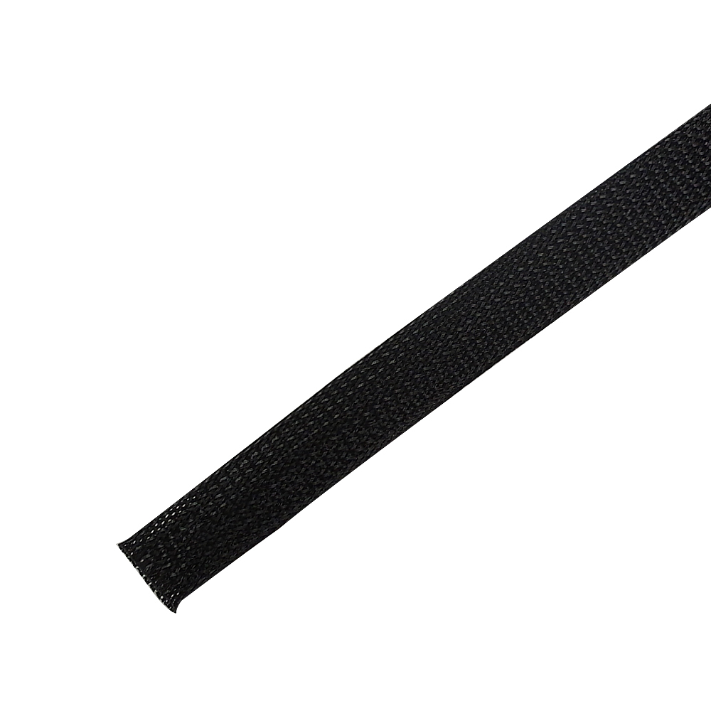 BS-PT075-250BK: 250ft 3/4 inch Sleeving Black