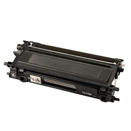 Brother TN115BLACK: Brother TN-115BK Compatible Black Toner Cartridge (high yield)