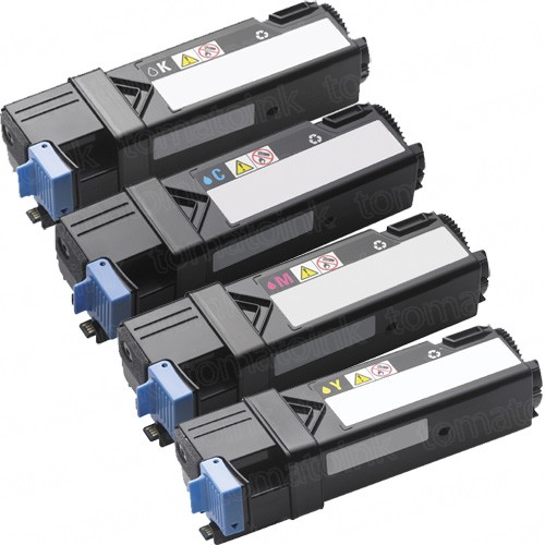 Dell 1320: COMPATIBLE TONER CARTRIDGE BLACK/CYAN/MAGENTA/YELLOW