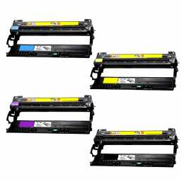 Brother DR210: Brother Compatible Drum Unit/Black/Cyan/Yellow/Magenta