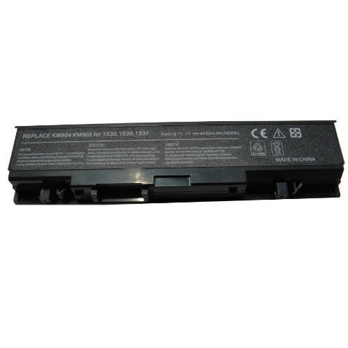 Dell-1537/36/35 6 cell: Laptop Battery 6-cell for Dell Studio 1535 1536 1537 1555 1557 pp33l pp39l