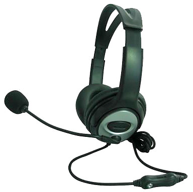 HF-HEADSET-LKT-A42: Super Stereo Hi-Fi headphone w/microphone