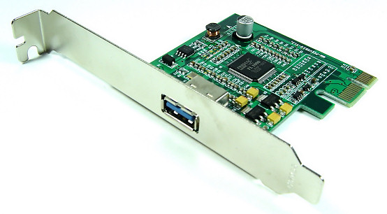 HF-CARD-EP3.0USB: PCI-E to USB3.0 CARD 1port