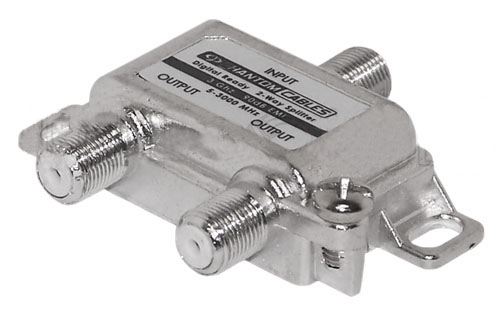 HF-TVD3-12: 3GHz 90dB Digital 2-Way Splitter