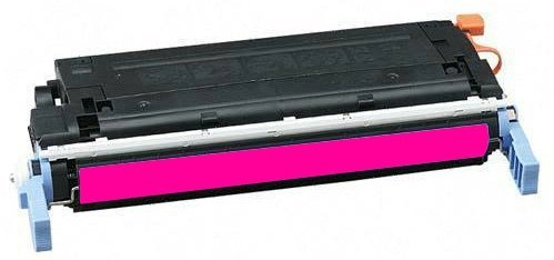 HP C9723A: HP C9723A Remanufactured Magenta Toner Cartridge