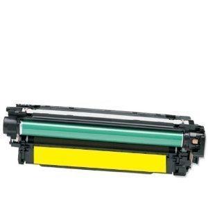 HP CE252A: HP CE252A Remanufactured Yellow Toner Cartridge