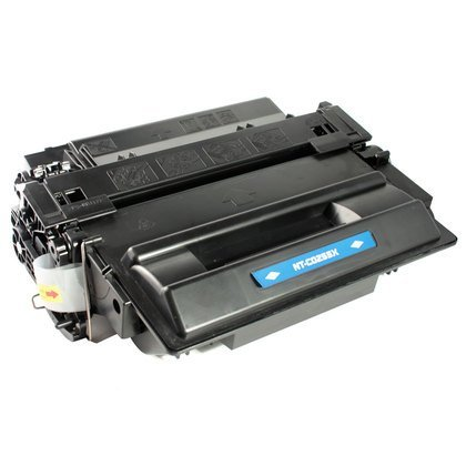 HP CE255X (55X): HP CE255X New Compatible Black Toner Cartridge (55X)