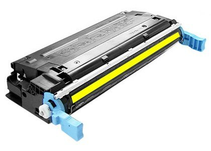 HP Q5952: Yellow Toner Cartridge Q5952A (643A) Compatible Remanufactured for HP 4700 Yellow
