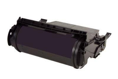 Lexmark T620: High Yield Toner Cartridge T620 (12A6765) Compatible Remanufactured for Lexmark T620 Black