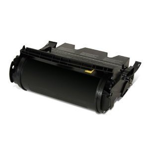 Lexmark T650, T652, T654: T650H11A Toner Cartridge Compatible with Lexmark T650, T652, T654, T656, T650H21A Black - 25K