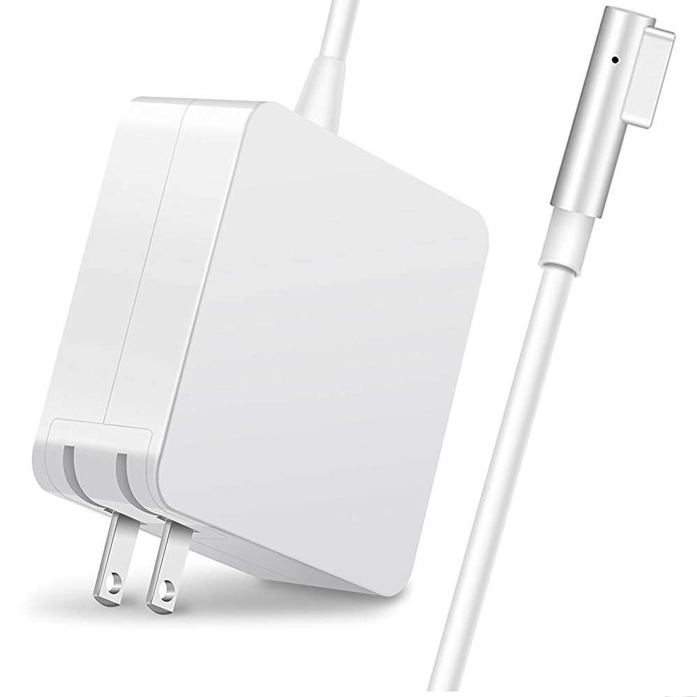 MK-P-L60M1: For MagSafe1 L-Tip 60W Power Adapter for MacBook MC461LL/A (for MacBook and 13-inch MacBook Pro)