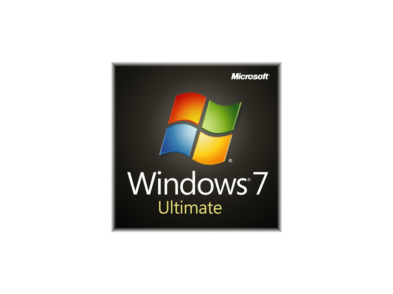 MS-WIN7-ULTIMATE-64BIT: Microsoft Software GLC-01844 Widows 7 Ultimate 64Bit SP1 English 1Pack DSP