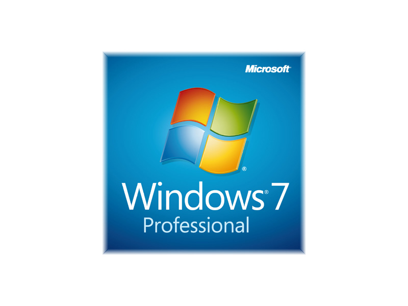 MS-Win7-Pro-32Bit: Microsoft Windows 7 Professional 32BIT Operating System Software - OEM DVD