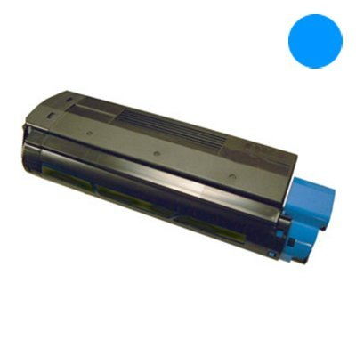 Oki 3200C: Okidata 43034804 OKI3200 Remanufactured CYAN Toner Cartridge