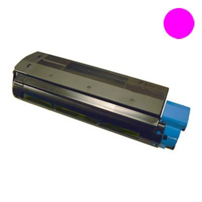 Oki 3200M: Okidata 43034804 OKI3200 Remanufactured MAGENTA Toner Cartridge