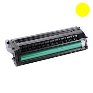 Oki 3200Y: Okidata 43034804 OKI3200 Remanufactured YELLOW Toner Cartridge