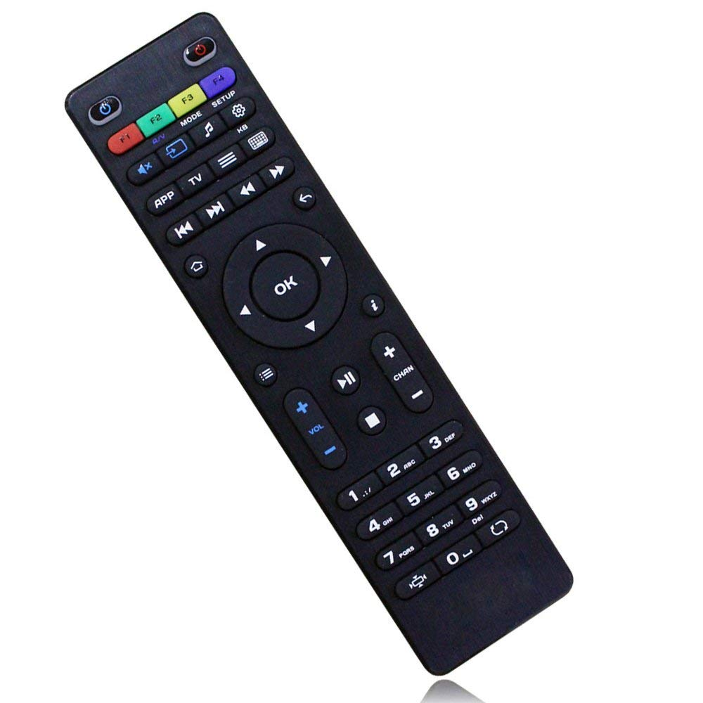 R-MAG: 726 MAG 254 Original Replacement Remote Control For MAG 254 250 255 265 275 Linux Tv Box OTT IPTV Set Top Box