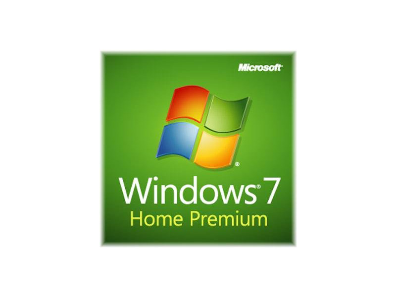 MS-Win7-HP-64bit: Microsoft Windows 7, Home Premium, 64 Bit, OEM