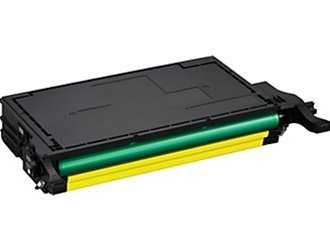 Samsung 508Y: High Yield Yellow Toner Cartridge CLT-Y508L Compatible Remanufactured for Samsung CLP-620 Yellow