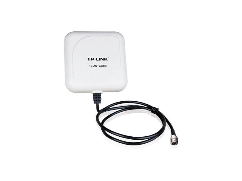 TL-ANT2409B: 2.4GHz 9dBi Outdoor Directional Antenna