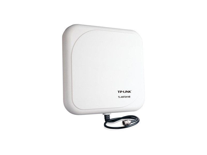 TL-ANT2414B: 2.4GHz 14dBi Outdoor Directional Antenna