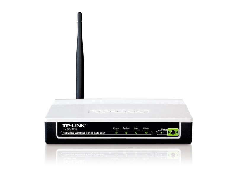 TL-WA730RE: 150Mbps Wireless Range Extender
