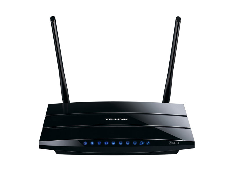 TL-WDR3600: N600 Wireless Dual Band Gigabit Router