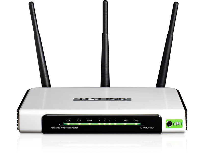 TL-WR940N: 300Mbps Wireless N Router