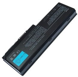 Toshiba-PA3536-6CELL: Laptop Battery 6-cell for TOSHIBA PA3536U-1BRS PA3537U-1BAS PA3537U-1BRS PABAS100 PABAS101