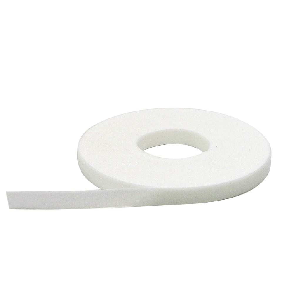 VL-RL75-75WH: 75ft 3/4 inch Rip-Tie WrapStrap White (per roll)
