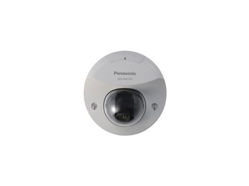 WVSW155P: MEGA Super Dynamic HD Vandal-Resistant Compact Dome Network Camera