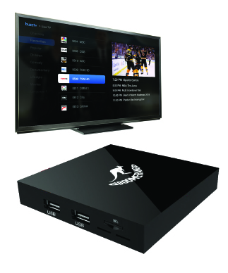 boomerangemate1: Boomerrang Mate 1 IPTV set top box
