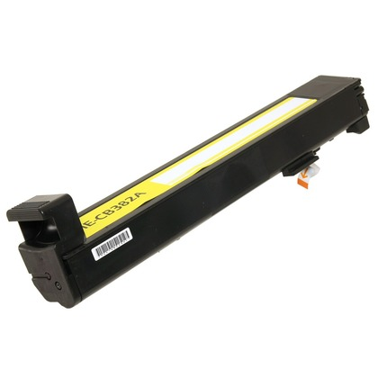 HP CB382A: HP Remanufactured Toner Cartridge Yellow