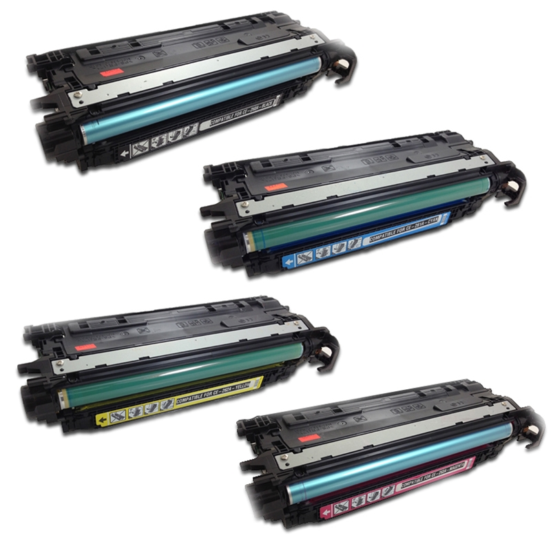 HP CE260A/CE261A/CE262A/Ce263A: Remanufactured TONER CARTRIDGE BLACK/CYAN/YELLOW/MAGENTA