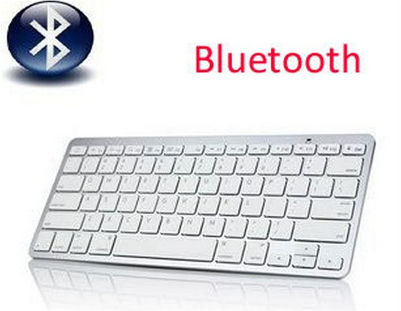 HF-KBT01: Slim Wireless Bluetooth Keyboard