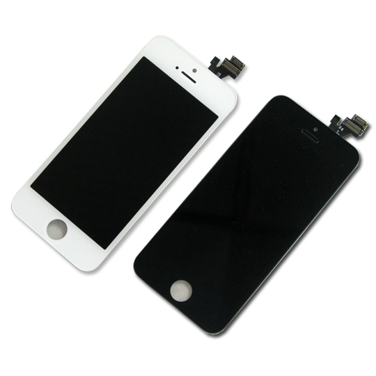iPH5-GL: iphone5 LCD&DIGITIZER ASSEMBLY Black/White