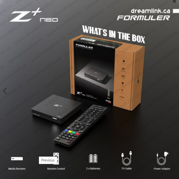Z+NEO: Formuler Z+ Plus Neo – Budget-friendly Android Box with Wireless Networking & MYTVOnline 2